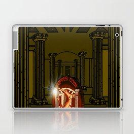 Necropolis Coin Copper at Twilight 5 Laptop & iPad Skin