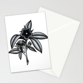 Flower II Stationery Cards
