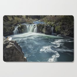 Steelhead Falls Cutting Board