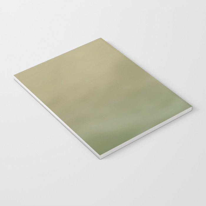 Atlante / ORANGE in BLUE Notebook