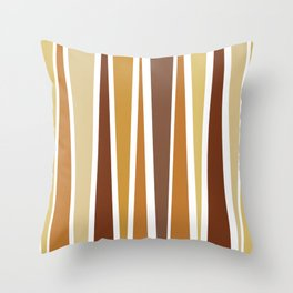 Side by Side Throw Pillow