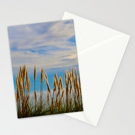 Fort Bragg's Ocean Cattails Stationery Cards