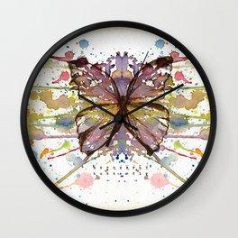 Colorfly Wall Clock