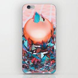 Crystal Coating iPhone Skin