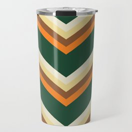 Mexican poncho pattern Travel Mug