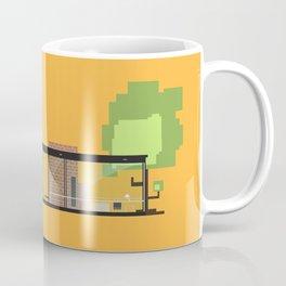 Iconic Houses - Glass House Coffee Mug