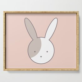 Olivia Rabbit Serving Tray