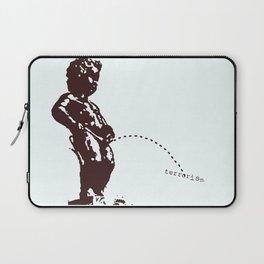Fuck terrorism! Laptop Sleeve
