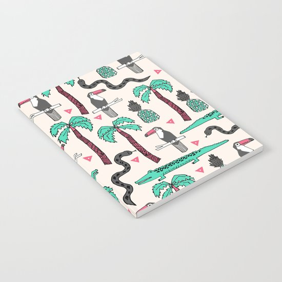 Tropical by Andrea Lauren Notebook