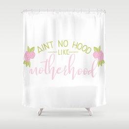 Motherhood Shower Curtain