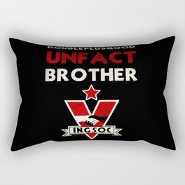 INGSOC INTERNET No. 1 Rectangular Pillow