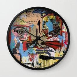 Cat Behavior Wall Clock