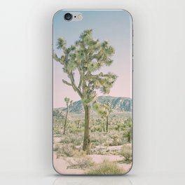 Joshua Tree Ombre iPhone Skin