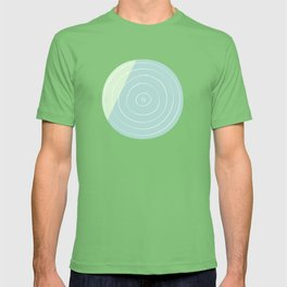 Retro Mod Flowers #6 by Friztin T-shirt