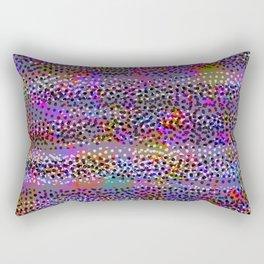 Bright Clouds Rectangular Pillow