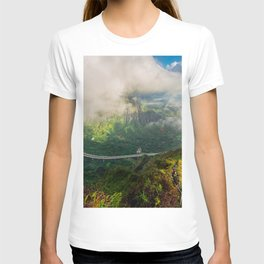 Stairway to Heaven, Hawaii T-shirt