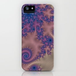 Pillows of Passion - Fractal Art iPhone Case