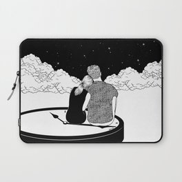 Time stands still Laptop Sleeve