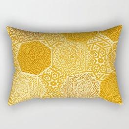 Saffron Souk Rectangular Pillow