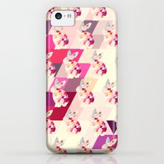 Bunny Pattern iPhone 5c Slim Case