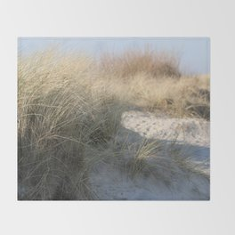 Wild Landscapes at the coast 3 Throw Blanket