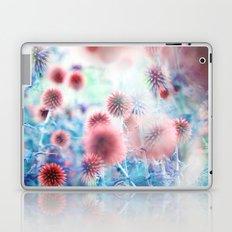 Dream Flowers Red Laptop & iPad Skin