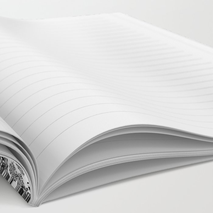 Expansion (White) Notebook