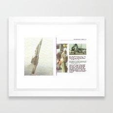 Planes # 14 Framed Art Print
