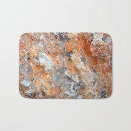 Rusty Rock Textures 47 Bath Mat