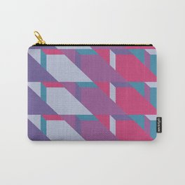 Abstract Drama #society6 #violet #pattern Carry-All Pouch