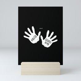 Umbrella Academy - Klaus Hands Mini Art Print