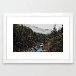 Landscape #photography Framed Art Print