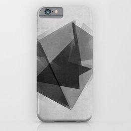 Abstraction Process iPhone Case