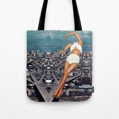 Urban D3 Tote Bag