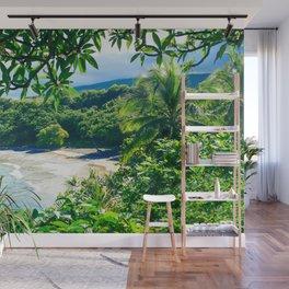 Hamoa Beach Hana Maui Hawaii Wall Mural