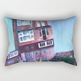 Hotel of the Slow Death - Harrow - London Rectangular Pillow