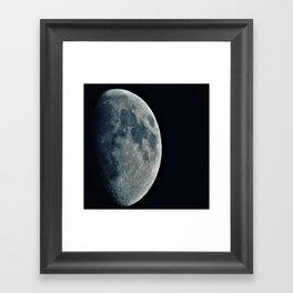 Moon2 Framed Art Print