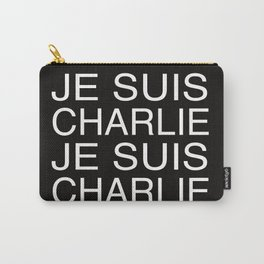 Je suis Charlie Carry-All Pouch