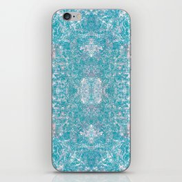 tranquil tunnel iPhone Skin