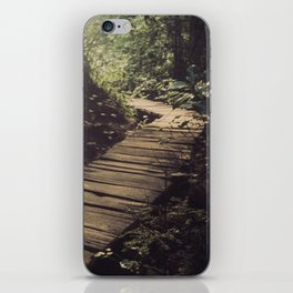 Forest Path iPhone Skin
