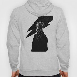 Bowie - Blackstar poster Hoody