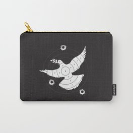 Aim for Peace Carry-All Pouch