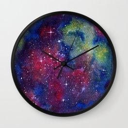 Galaxy #1 Wall Clock