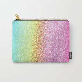 UNICORN GLITTER Carry-All Pouch