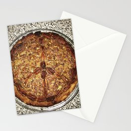 Peace Love & Pecan Pie Stationery Cards