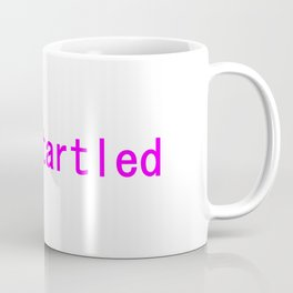 darn startled Coffee Mug