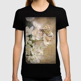 Cream Blossom Fairy T-shirt