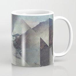 Mountains Glacier - Cuts Coffee Mug
