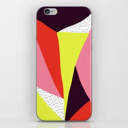 PAINTED HILLS iPhone Skin
