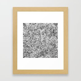 Cutlery Framed Art Print